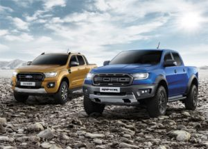 New Ford Ranger Wildtrak 2018