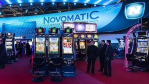 NOVOMATIC SUPPLIES FRENCH CASINO