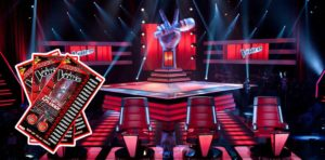 THE VOICE LOTTERY IS LAUNCHED BY AZ LOTTERY