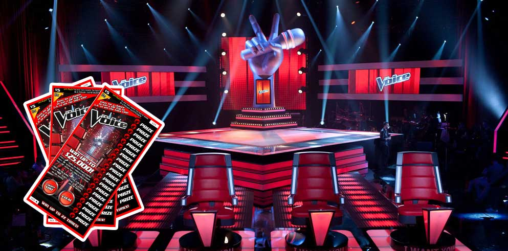 The Voice, Lottery,The Voice Lottery